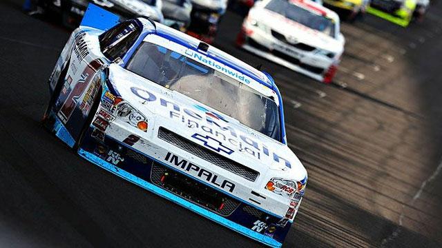 NASCAR Nationwide Series Practice