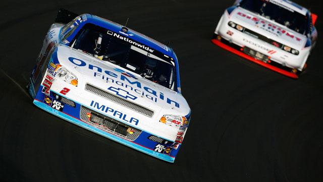 NASCAR Nationwide Series at Texas
