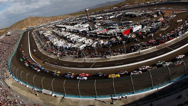 NASCAR Nationwide Series at Phoenix