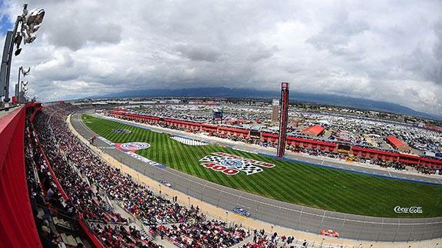 NASCAR Nationwide Series at California