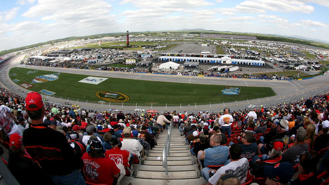 NASCAR Nationwide Series at Talladega