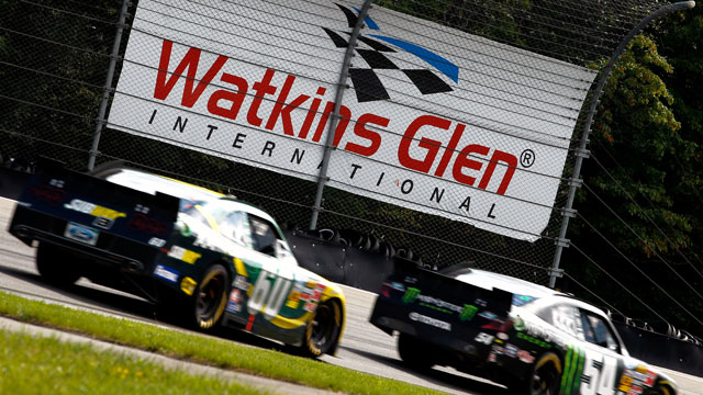 NASCAR Sprint Cup Series at Watkins Glen