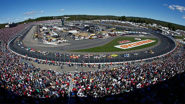 Sylvania 300 at New Hampshire