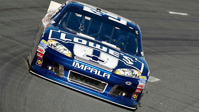 NASCAR Sprint Cup Qualifying