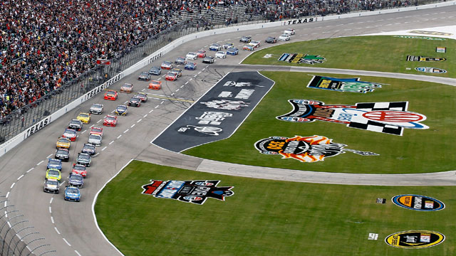 NASCAR Sprint Cup Series at Texas