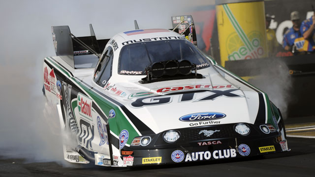 Automobile Club of Southern California NHRA Finals