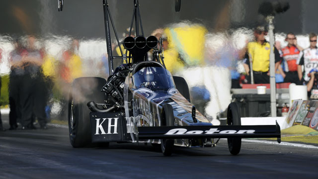 NHRA Arizona Nationals Qualifying
