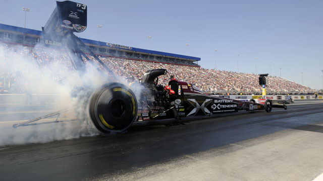 O'Reilly Auto Parts NHRA Spring Nationals Qualifying