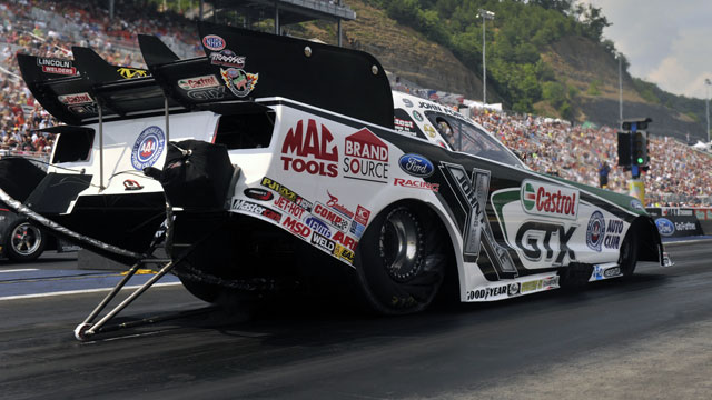 Auto-Plus NHRA New England Nationals Qualifying