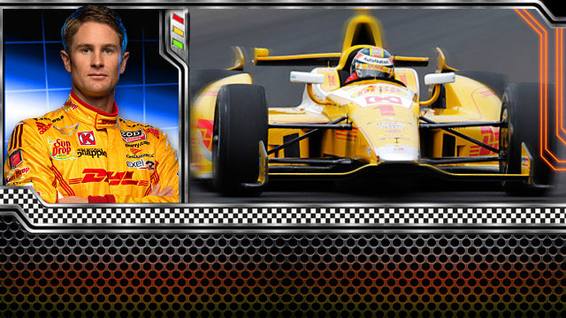 The Indianapolis 500: No. 1 Ryan Hunter-Reay on-Board Camera