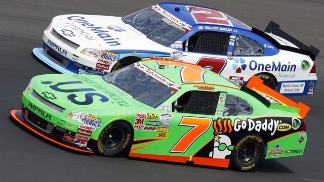 NASCAR Nationwide Series at New Hampshire