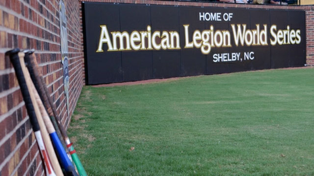 New Orleans, LA vs. Milford, CT: 2012 American Legion Baseball World Series