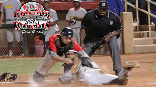 2012 18u Cecil Fielder Elite World Series (Semifinal #1)