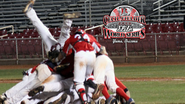 2012 18u Cecil Fielder Elite World Series (Championship)