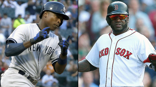 New York Yankees vs. Boston Red Sox (re-air)