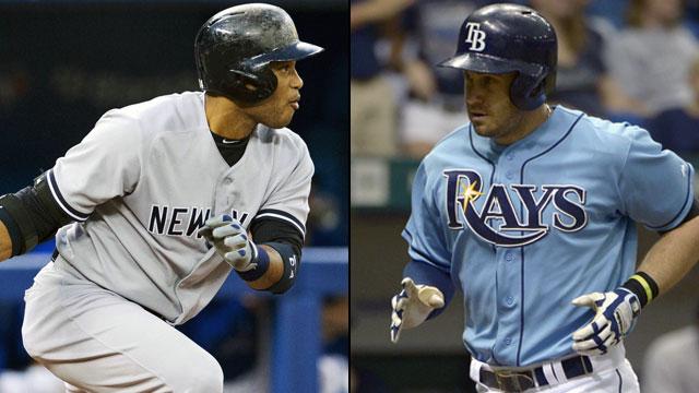 Tampa Bay Rays vs. New York Yankees (re-air)
