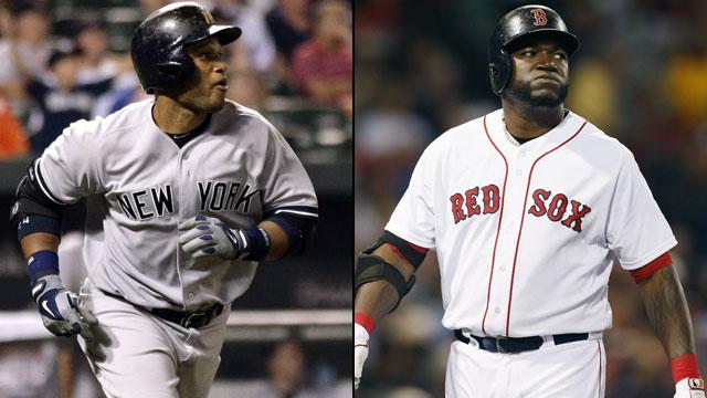 New York Yankees vs. Boston Red Sox (re-air)