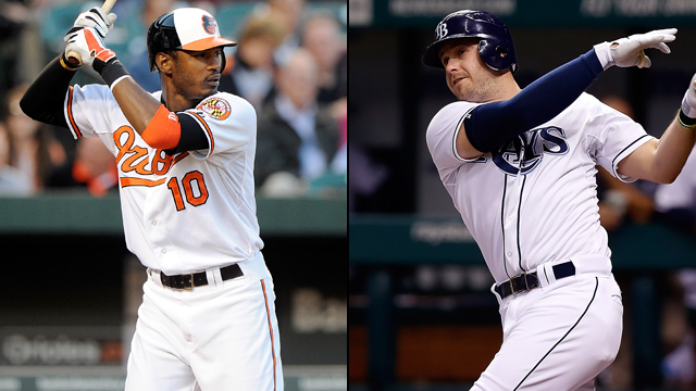 Baltimore Orioles vs. Tampa Bay Rays (re-air)