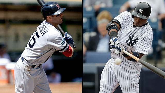 Boston Red Sox vs. New York Yankees
