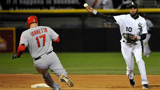 Los Angeles Angels of Anaheim vs. Chicago White Sox