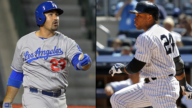 Los Angeles Dodgers vs. New York Yankees (re-air)
