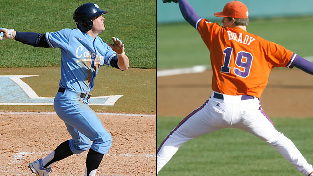 #7 North Carolina vs. #19 Clemson