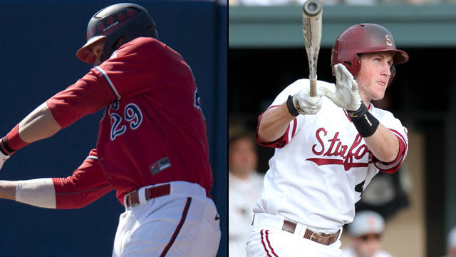 #4 Fresno State vs. #1 Stanford (Site 6 / Game 2): NCAA Baseball Regionals