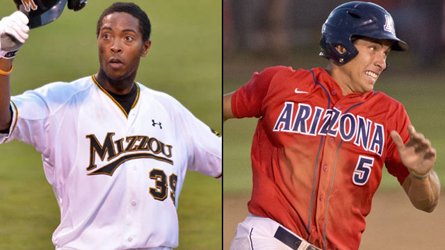 #4 Missouri vs. #1 Arizona (Site 2 / Game 2): NCAA Baseball Regionals