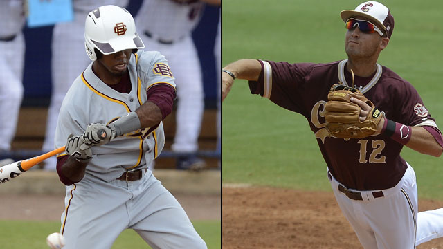 #4 Bethune-Cookman vs. #3 College of Charleston (Site 3 / Game 3): NCAA Baseball Regionals