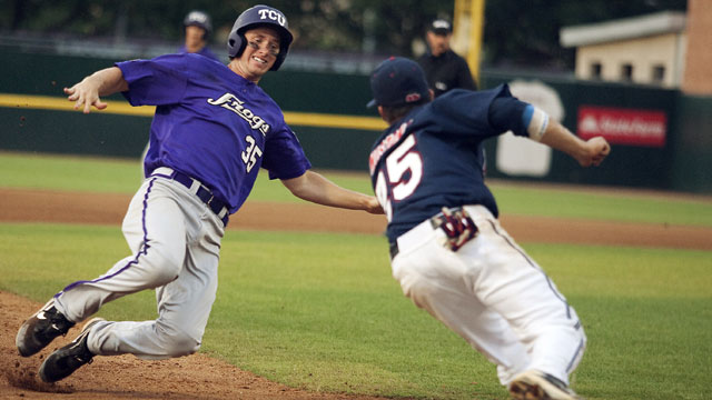 #3 Mississippi vs. #2 TCU (Site 5 / Game 7): NCAA Baseball Regionals