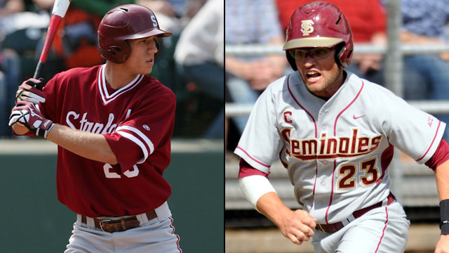 Stanford vs. #3 Florida State (Site 3 / Game 1): NCAA Baseball Super Regionals