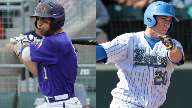 TCU vs. #2 UCLA (Site 4 / Game 1): NCAA Baseball Super Regionals