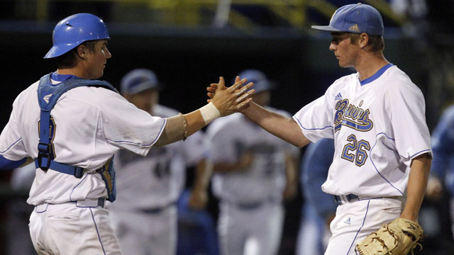 #2 UCLA vs. TCU (Site 4 / Game 2): NCAA Baseball Super Regionals