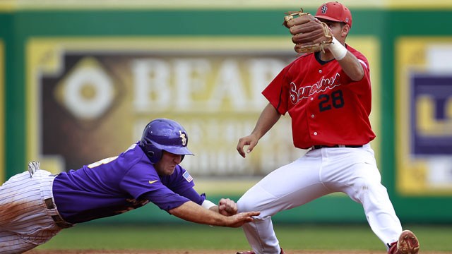 Stony Brook vs. #7 LSU (Site 1 / Game 3): NCAA Baseball Super Regionals