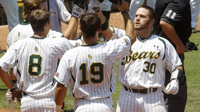 #4 Baylor vs. Arkansas (Site 6 / Game 2): NCAA Baseball Super Regionals