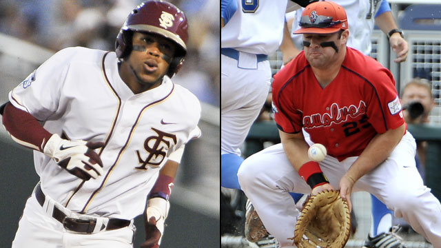 #3 Florida State vs. Stony Brook (Game #5): NCAA College World Series