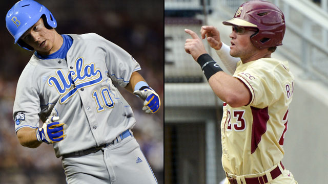 #2 UCLA vs. #3 Florida State (Game #9): NCAA College World Series