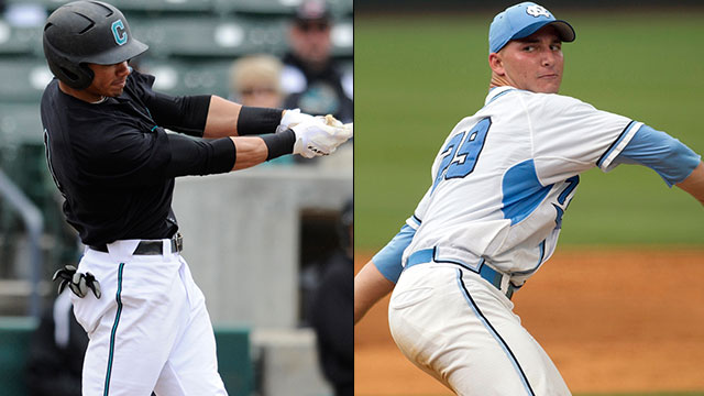 Coastal Carolina vs. #1 North Carolina