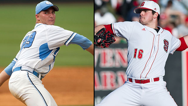 #1 North Carolina vs. #11 North Carolina State