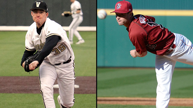 #2 Vanderbilt vs. #9 South Carolina