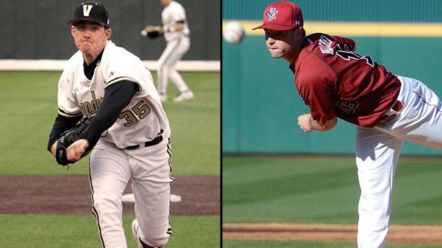 #2 Vanderbilt vs. #9 South Carolina