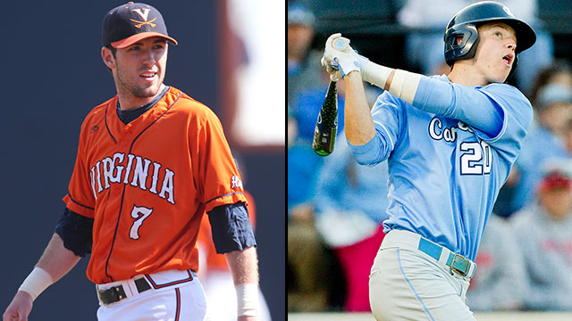 #7 Virginia vs. #2 North Carolina
