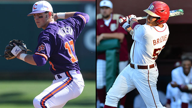 #19 Clemson vs. #8 Florida State