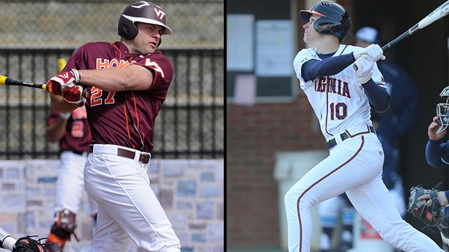 Virginia Tech vs. #6 Virginia (Game #2): 2013 ACC Baseball Championship