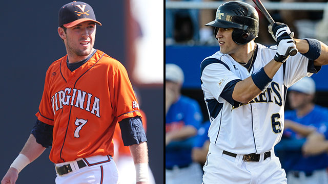 #6 Virginia vs. Georgia Tech: 2013 ACC Baseball Championship