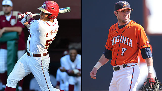 #7 Florida State vs. #6 Virginia: 2013 ACC Baseball Championship