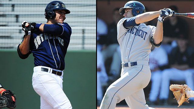Notre Dame vs. Connecticut: 2013 BIG EAST Baseball Championship