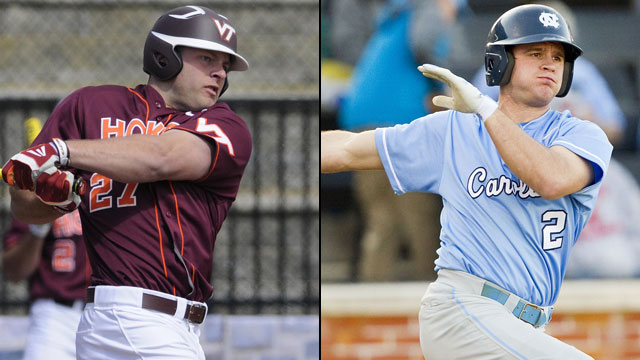 Virginia Tech vs. #5 North Carolina (2013 ACC Baseball Championship)