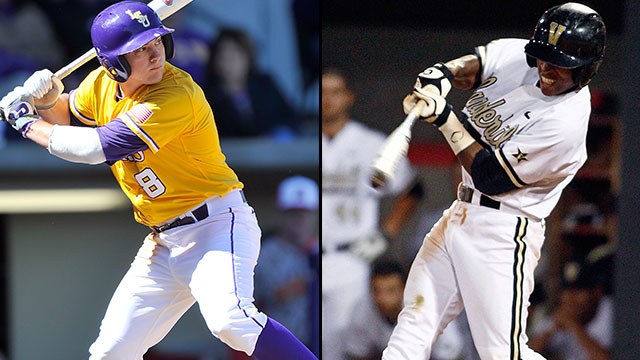 #2 LSU vs. #1 Vanderbilt (Championship): 2013 SEC Baseball Tournament