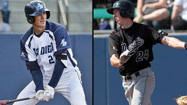 #3 San Diego vs. #2 Cal Poly (Site 6 / Game 1): 2013 NCAA Baseball Regionals